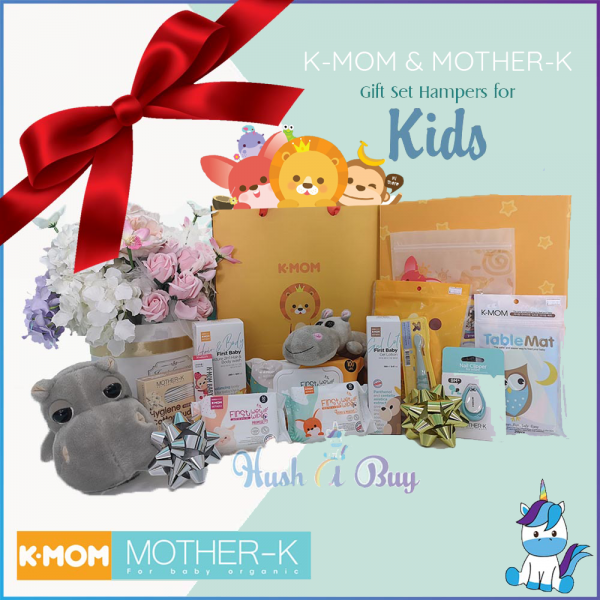 K-MOM & MOTHER-K Gift Set Hampers for Kids
