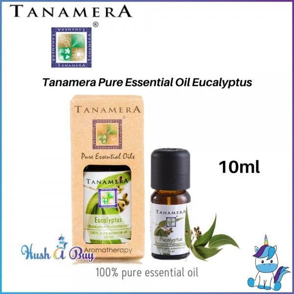 Tanamera Pure Essential Oil 10ml - Eucalyptus