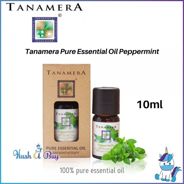 Tanamera Pure Essential Oil 10ml - Peppermint
