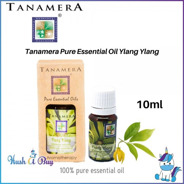 Tanamera Pure Essential Oil 10ml - Ylang Ylang