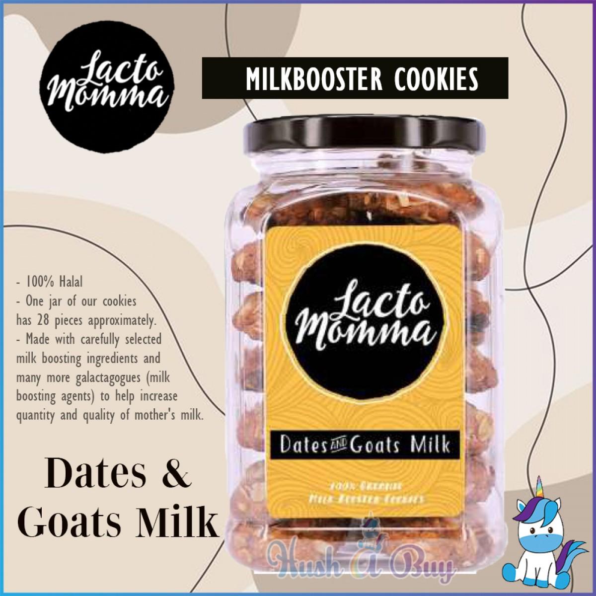 LactoMomma Milk Booster Cookies [7 Delicious Flavors] 100% Halal