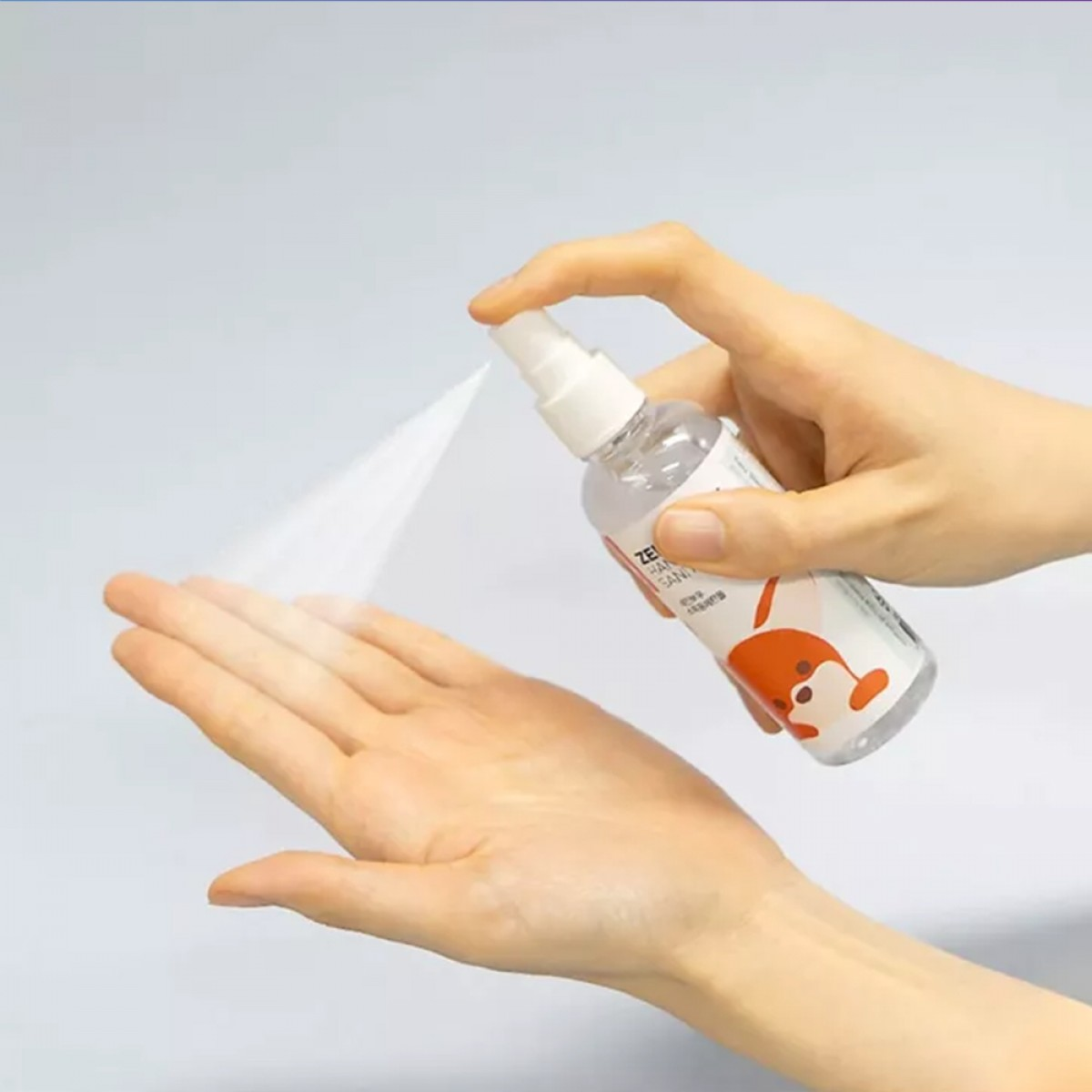 Mother-K K-MOM Zero Dust Hand Sanitizer 100ml - Made in Korea