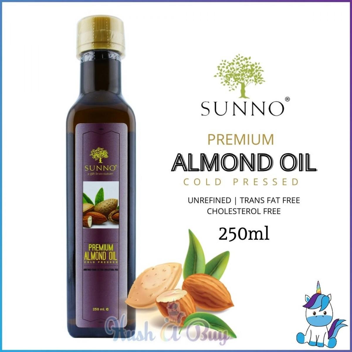 SUNNO Cold Pressed Series Premium Oil 250ml
