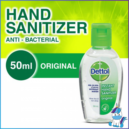 Dettol Hand Sanitizer - Original 50ml