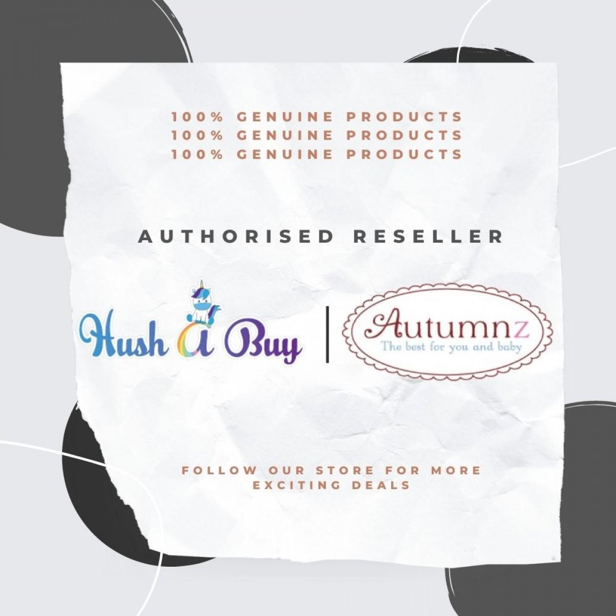 Autumnz Breastmilk Storage Bag Adapter - Standard Neck