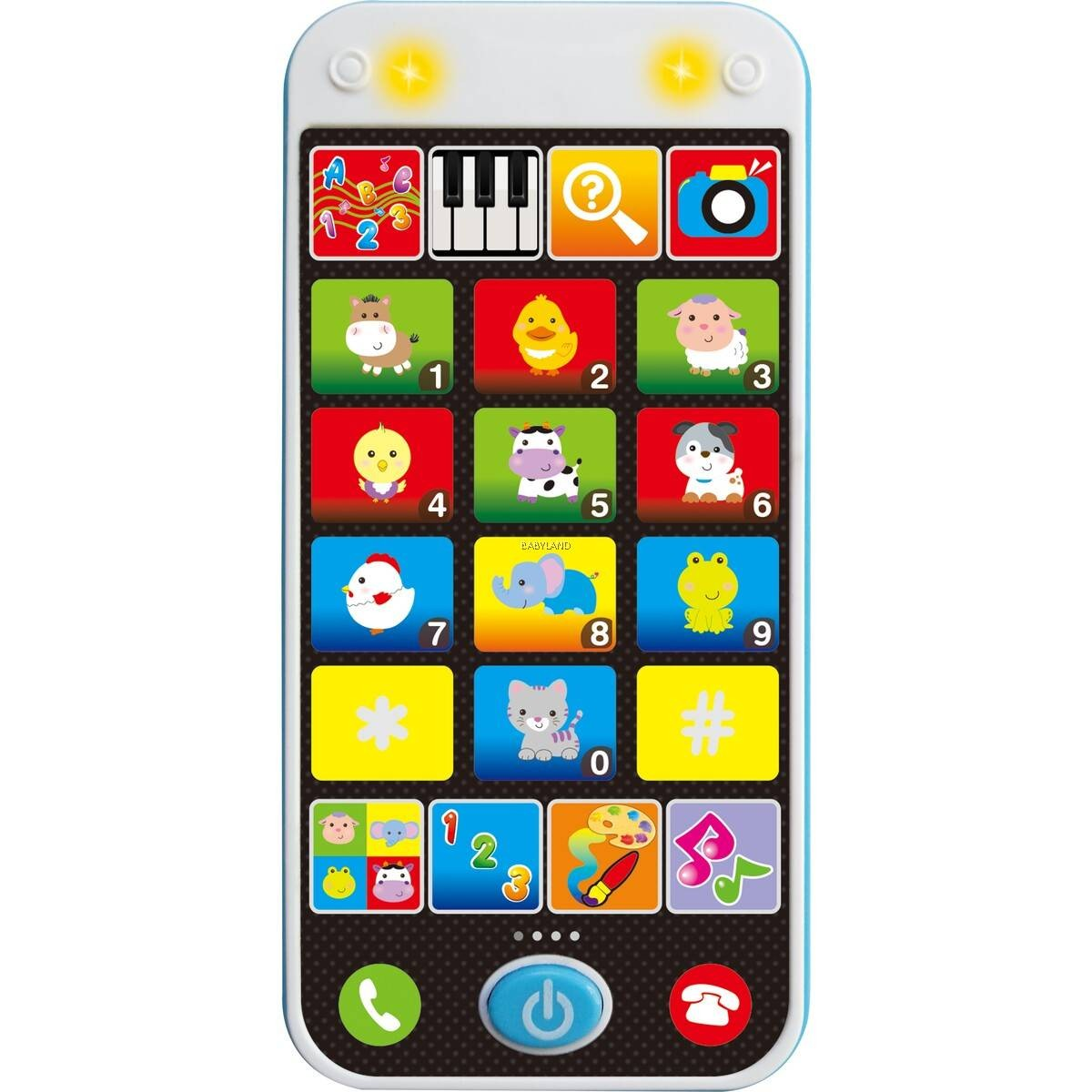 Infunbebe Smart Phone Melody Version Toy for 12m+