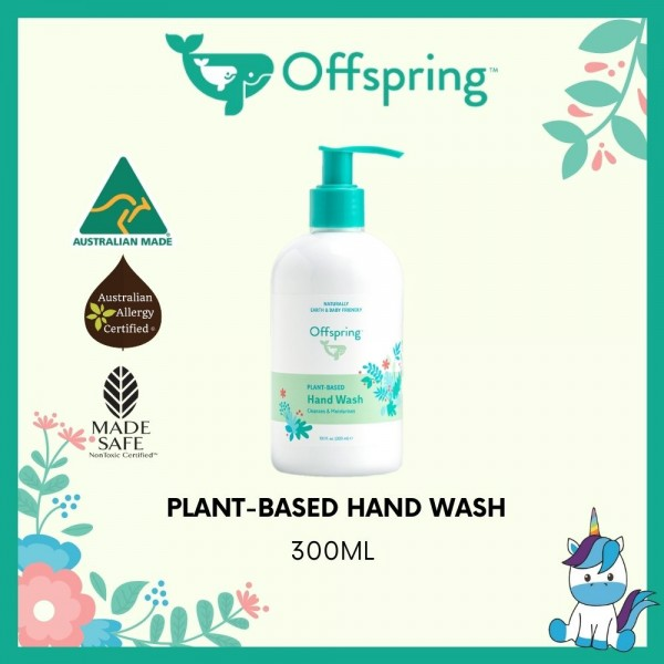 Offspring Plant-Based Hand Wash 300ml