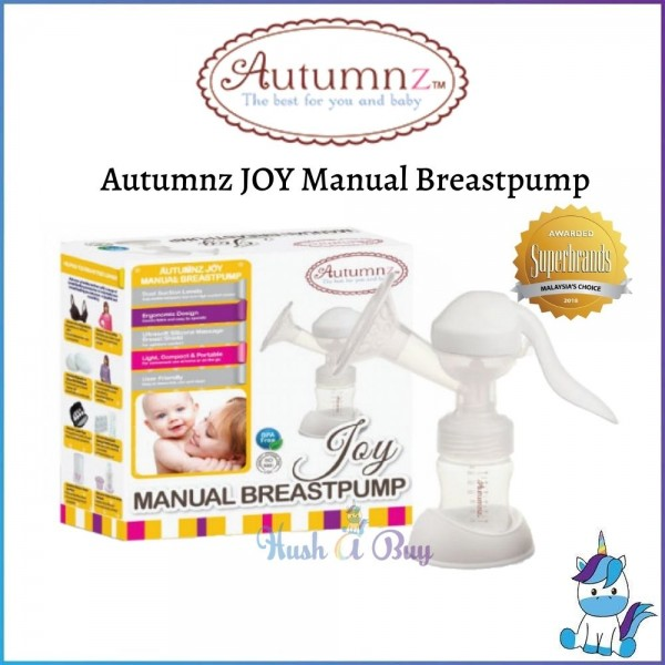 Autumnz JOY Manual Breastpump