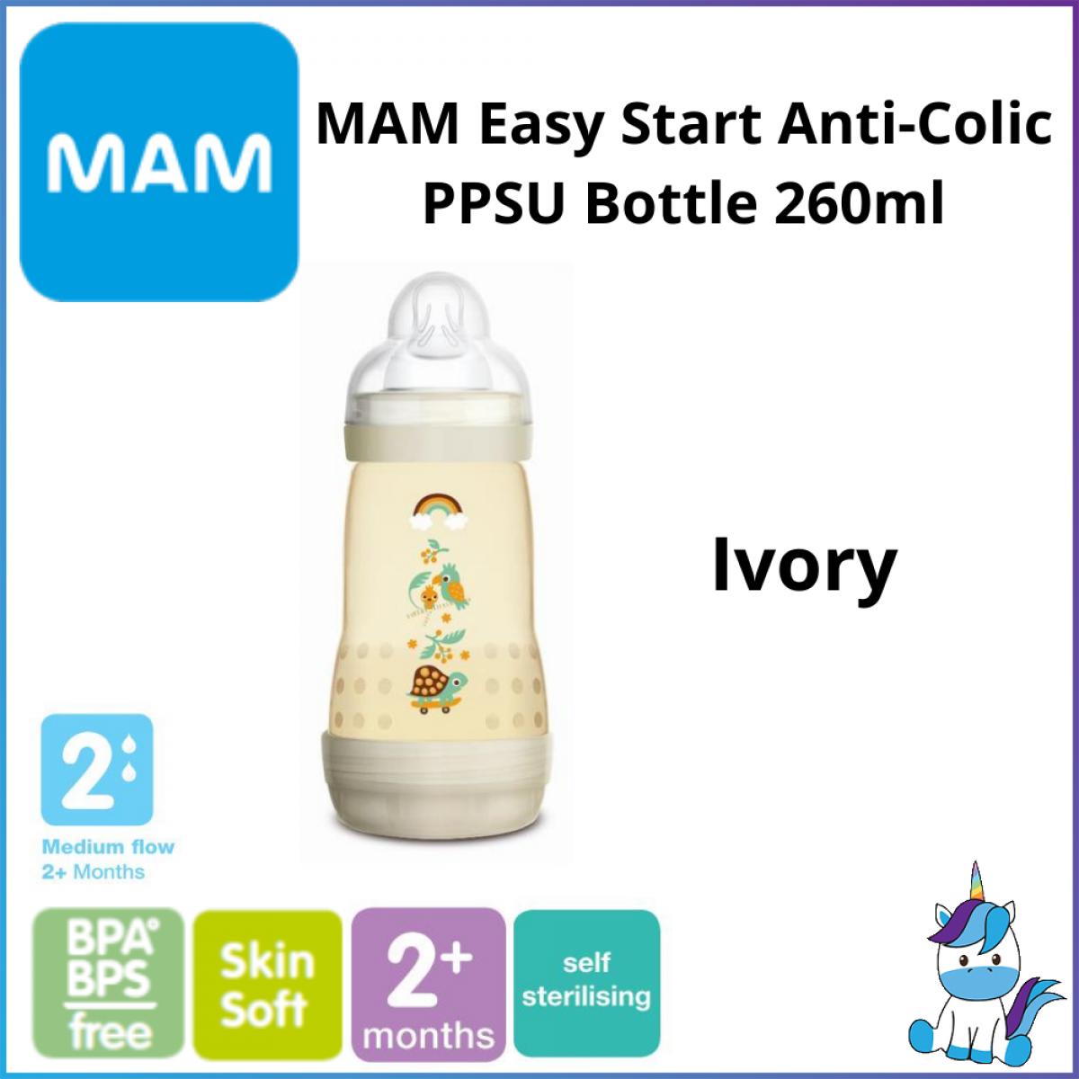 MAM Easy Start Anti-Colic PPSU Bottle