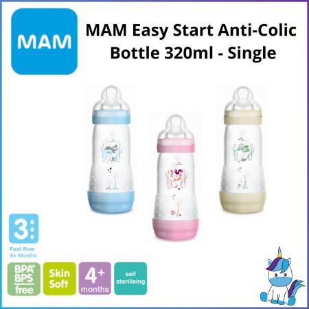 MAM Easy Start Anti-Colic Bottle 320ml - Single Pack
