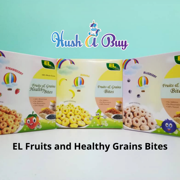 EL Fruits & Grains Healthy Bites - HALAL Certified