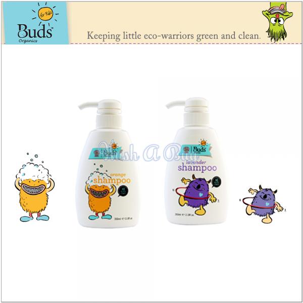 Buds For Kids Shampoo