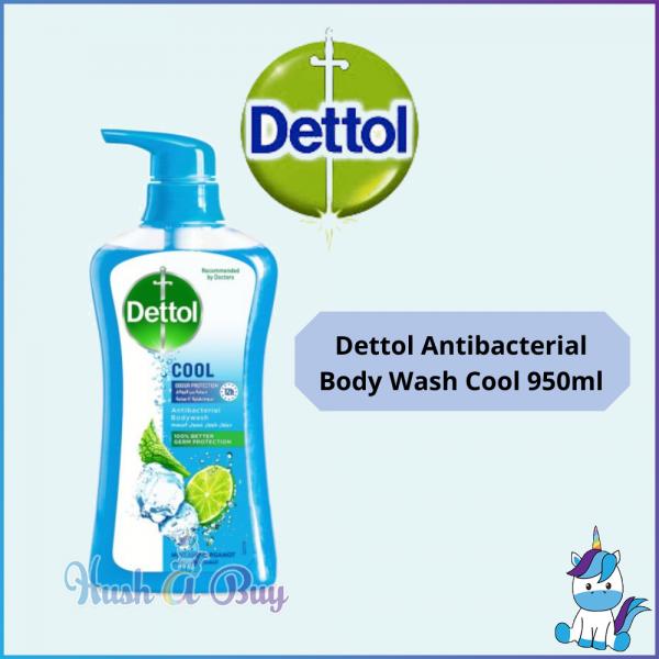 Dettol Antibacterial Body Wash (Cool) 950g