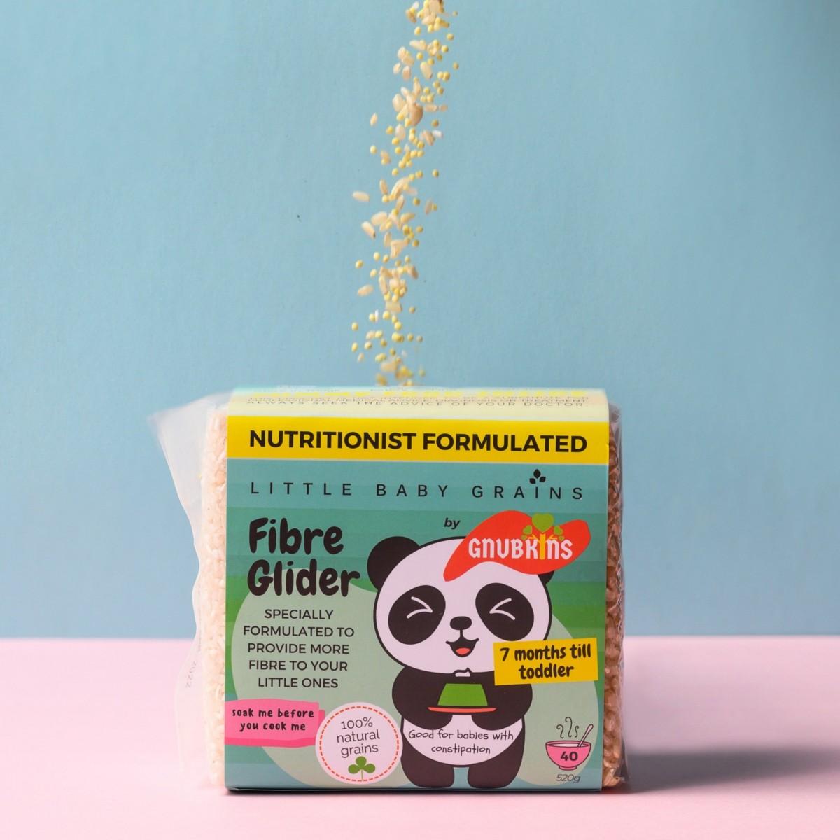 Nutritionist Formulated Little Baby Grains 520g (6+months onwards)