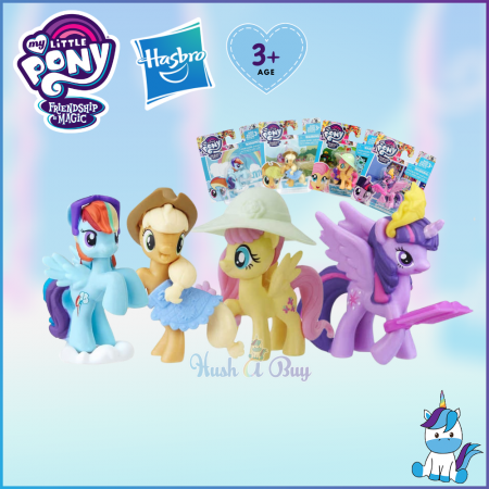 Hasbro My Little Pony Friendship Is Magic Mini Figure Toys Collection (Age 3+) - Kids Toys and Games