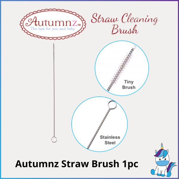 Autumnz Straw Brush (1pc) - Baby Straw Cleaning Brush