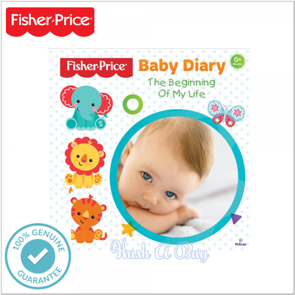 Fisher-Price Baby Diary: The Beginning of My Life