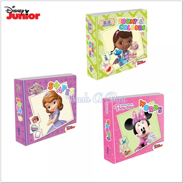 Disney Junior Padded Board Book