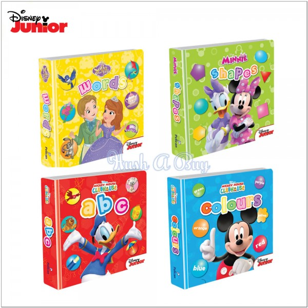 Disney Junior Padded Board Book (NEW)
