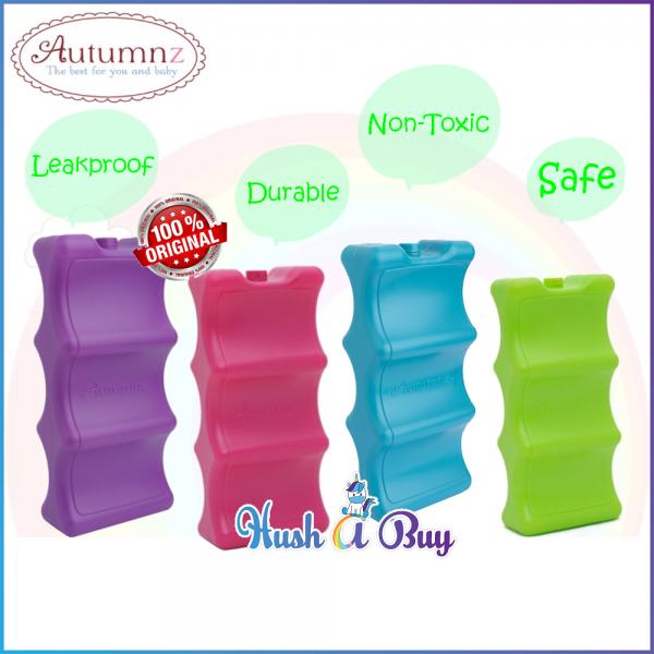 Autumnz Premium Contoured Ice Pack (650g) Berry/ Plum / Mint / Turquoise