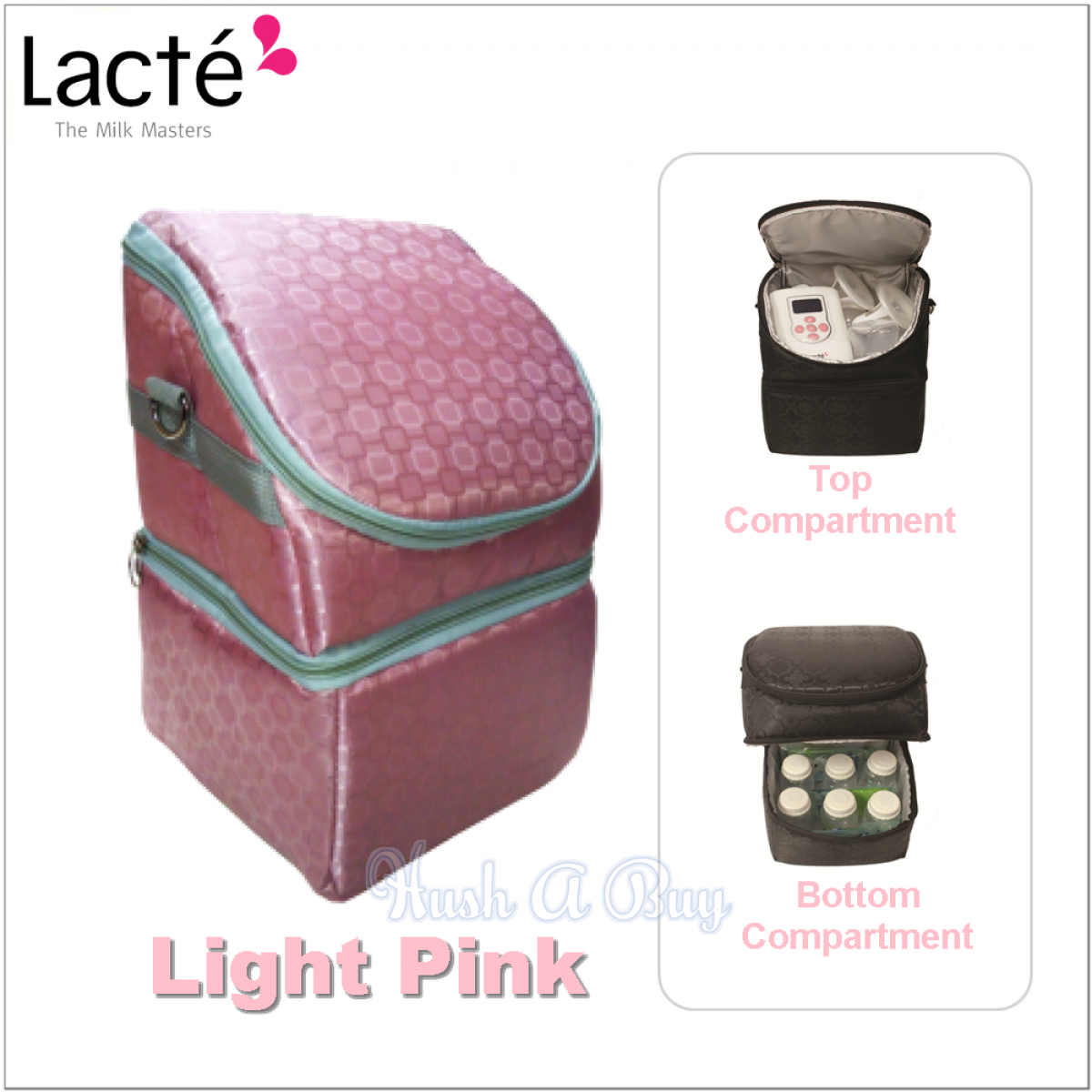 Lacte Mobi Breastpump Cooler Bag