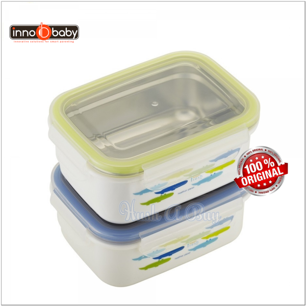 Innobaby Keepin SMART Double Insulated Stainless Lunchbox 15oz