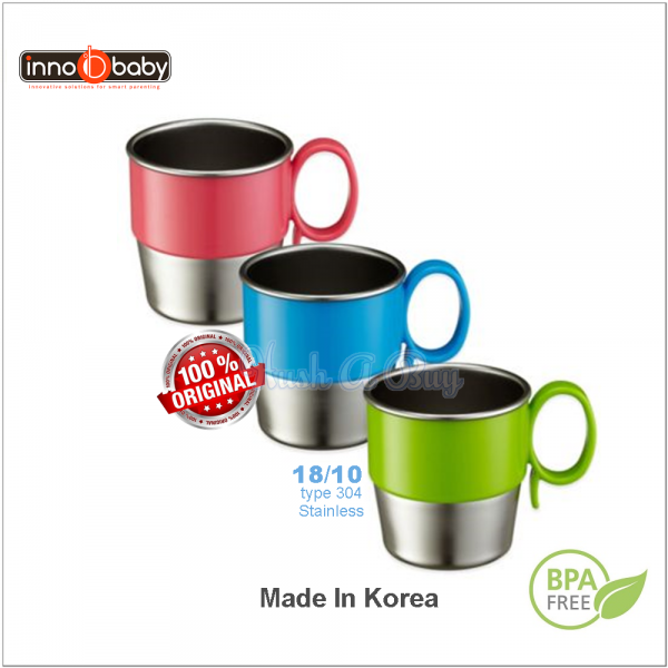 Innobaby Din Din SMART Stainless Drinking Cup