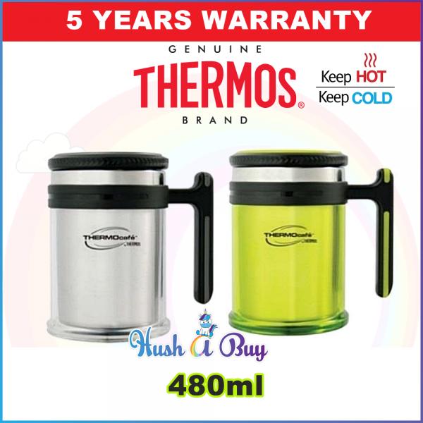 Thermos Thermocafe Desktop Mug 480ml - Authentic with 5 years warranty