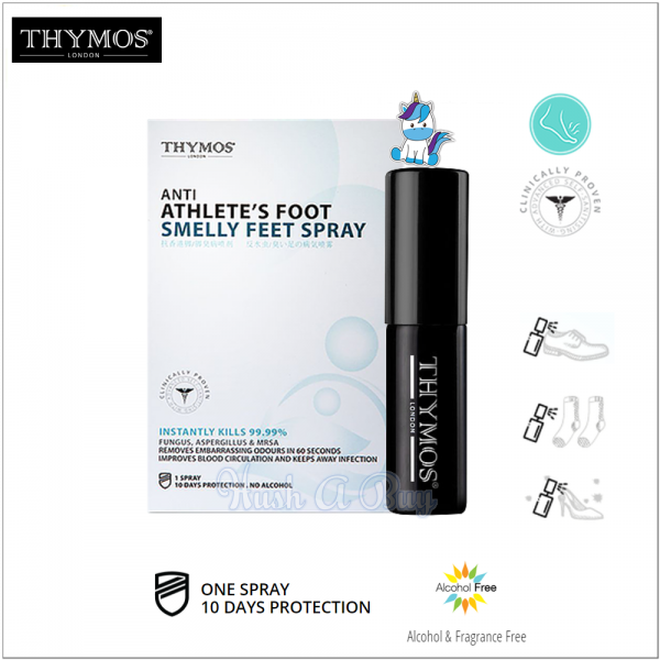 Thymos Anti Athlete's Foot Smelly Feed Spray