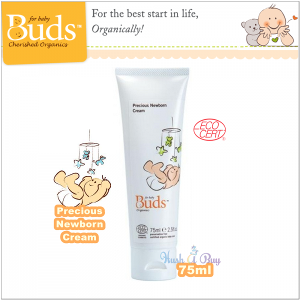 Buds Cherished Organics Precious New Born Cream 75ml