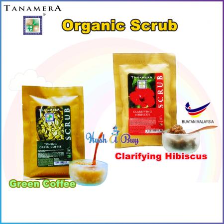 Tanamera Toning and Clarifying Scrub 100ml