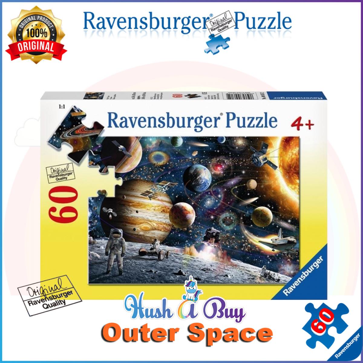 Ravensburger Premium Puzzle 60pcs for 4+ Years (Authentic and Original)