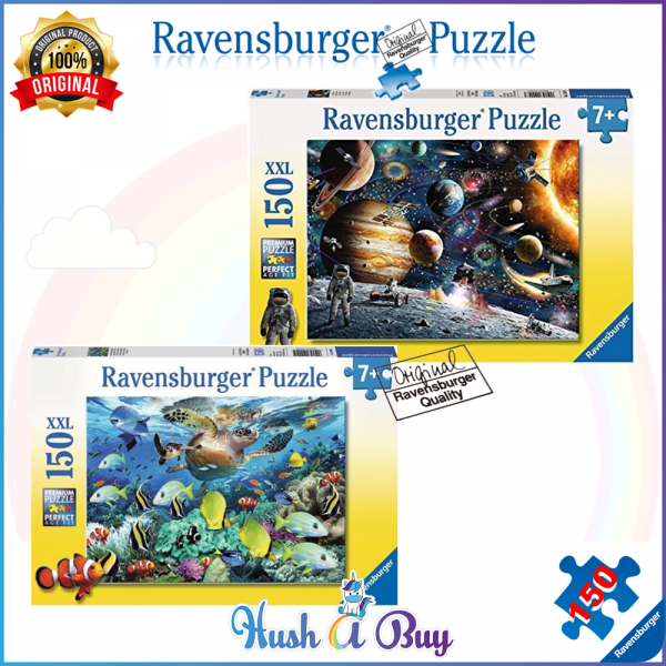 Ravensburger Premium Puzzle 150pcs for 7+ Years (Authentic and Original)