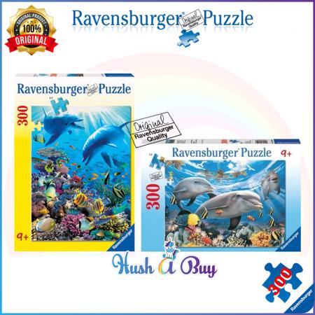 Ravensburger Premium Puzzle 300pcs for 9+ Years (Authentic and Original)