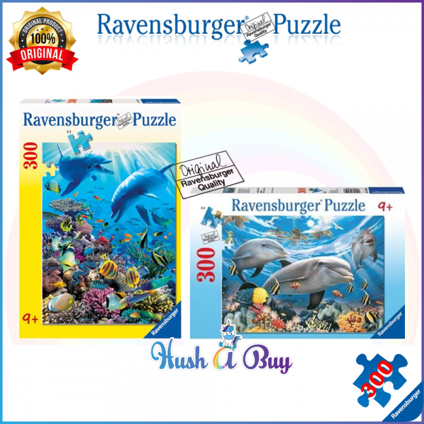 Ravensburger Premium Puzzle 300pcs for 9+ Years (Authentic and Original)