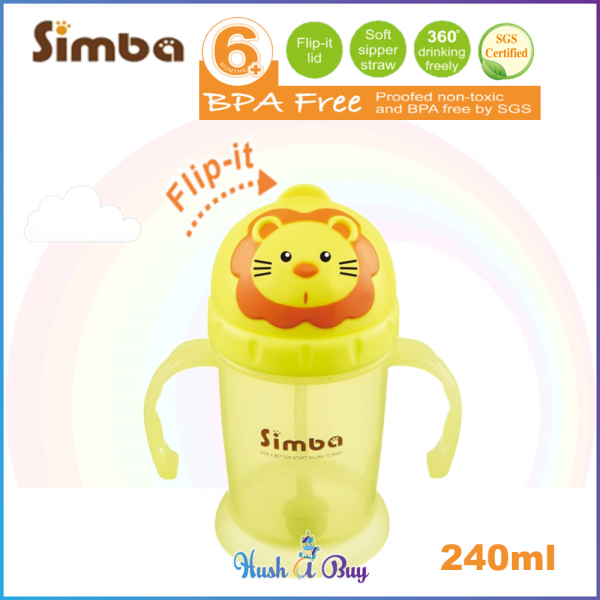Simba Flip-it Training Cup 240ml
