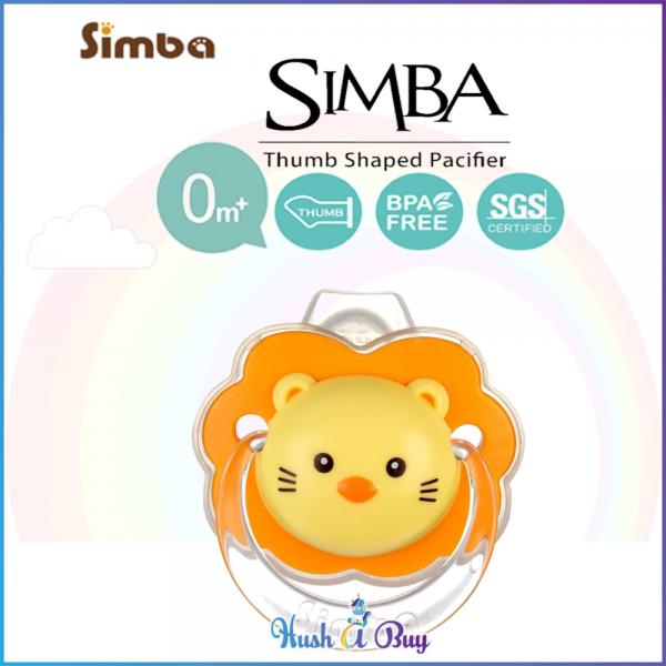Simba Thumb Shaped Pacifier