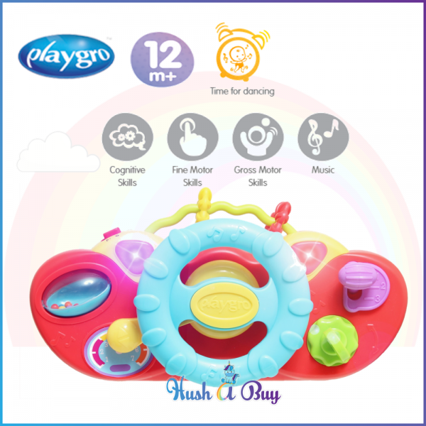 Playgro Jerry's Class Music Drive And Go