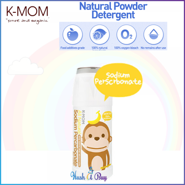 K-MOM Powered Detergent - Bleacing Agent Laundry & Floor 50g