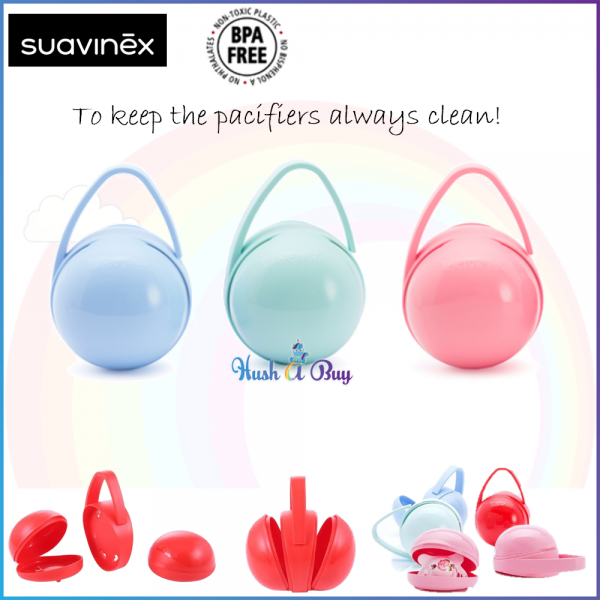Suavinex Duo Soother Holder