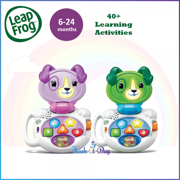 LeapFrog My Talking LapPup / Musical Toys / Early Learning