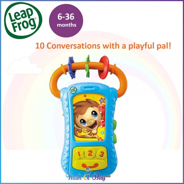 LeapFrog Lil' Phone Pal Phone