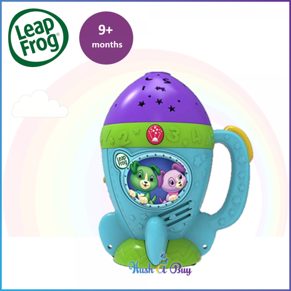 LeapFrog Scout's Goodnight Light / Lullaby Lights
