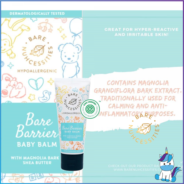 Bare Nuhcessities Barrier Baby Balm 50gm