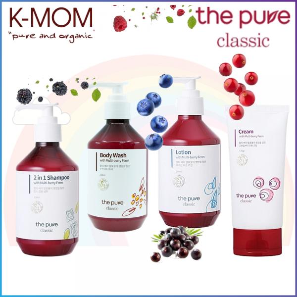 Mother K K-MOM The Pure Classic Skin Care Series / Shampoo / Lotion / Cream