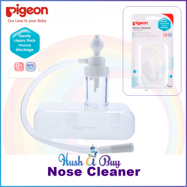 Pigeon Nose Cleaner / Nasal Cleaner - Tube Type