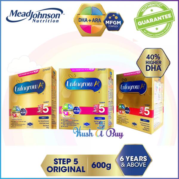 Enfagrow A+ Step 5 Original - 600g/ 1.2kg/ 1.8kg