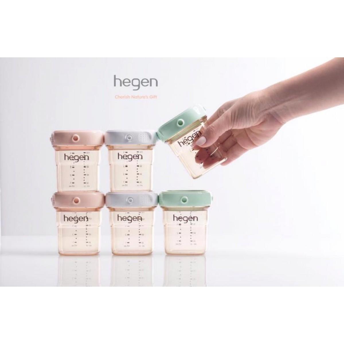 Hegen PCTO Breast Milk Storage PPSU (2-pack) 240ml/8oz