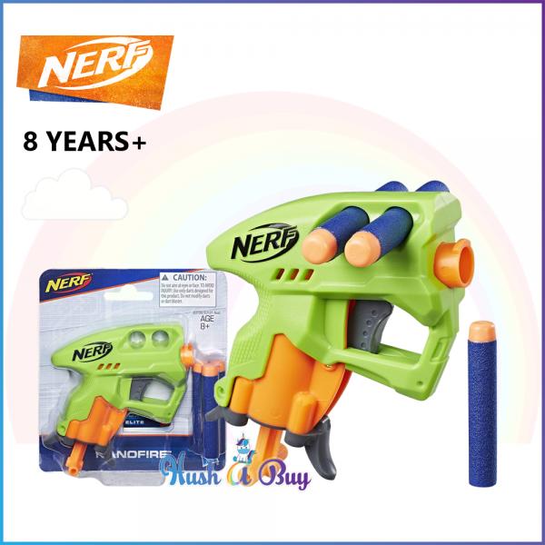 Nerf N-Strike Nano Fire- Green