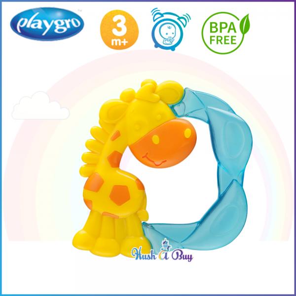 Playgro Jerry Giraffe Water Teether
